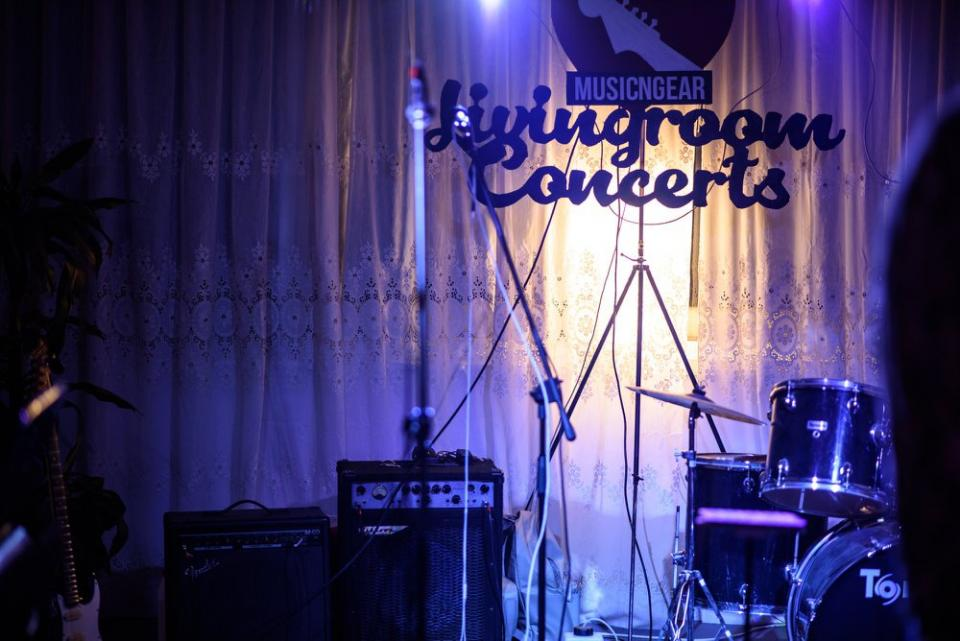 Article photo - Musicngear Livingroom Concerts