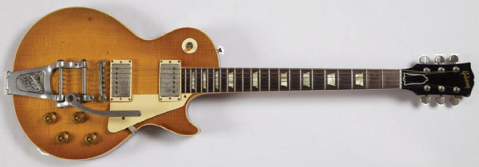 Article photo - The 15 Most Insanely Expensive Guitars Ever Sold