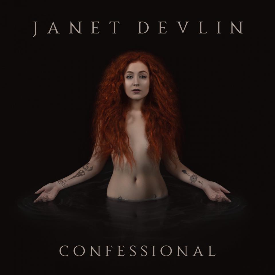 Article photo - Album Review: Janet Devlin - Confessional