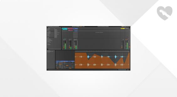 Full preview of Ableton Live 9 Intro