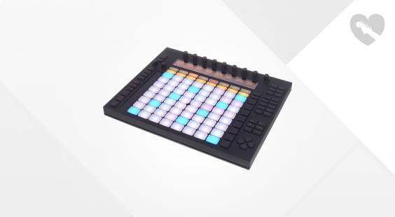 Full preview of Ableton Push B-Stock