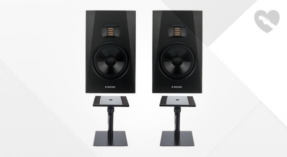Full preview of Adam T7V Desktop Stand Bundle