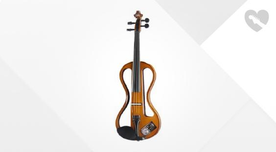 Full preview of Alfred Stingl by Höfner AS160 EV Electric Violin