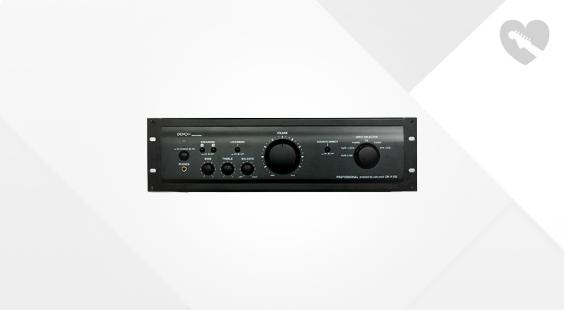 Full preview of Denon DN-A100 Pro Stereo Amplifier
