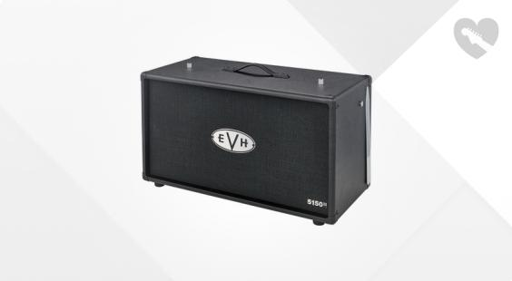 Full preview of Evh 5150 III 2x12 Straight Cab BK