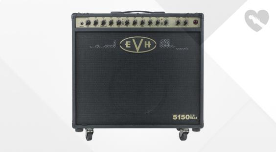 Full preview of Evh 5150 III 50W EL34 Combo 1x12