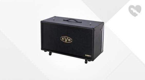 Full preview of Evh 5150 III EL34 2x12 ST Cab BK