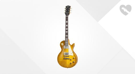 Full preview of Gibson Les Paul Collectors Choice #45