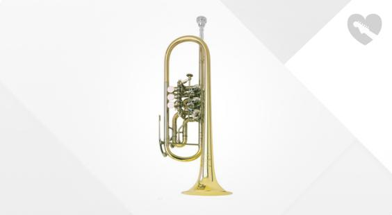 Full preview of Johannes Scherzer 8217 C-Trumpet
