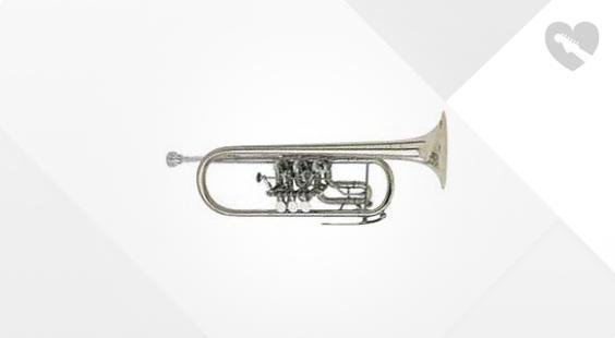 Full preview of Johannes Scherzer 8217-S C-Trumpet