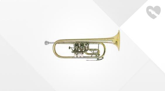 Full preview of Johannes Scherzer 8217W-L C-Trumpet