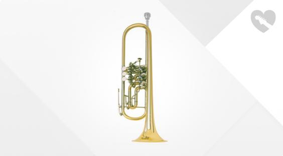 Full preview of Johannes Scherzer 8218-L Bb-Trumpet