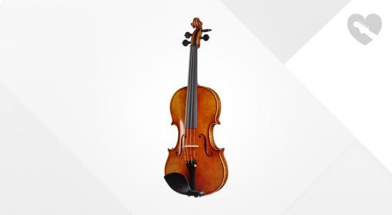 Full preview of Klaus Heffler Beauty Master Violin 4/4