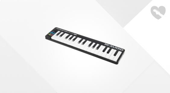 Full preview of M-Audio Keystation Mini 32 MK3
