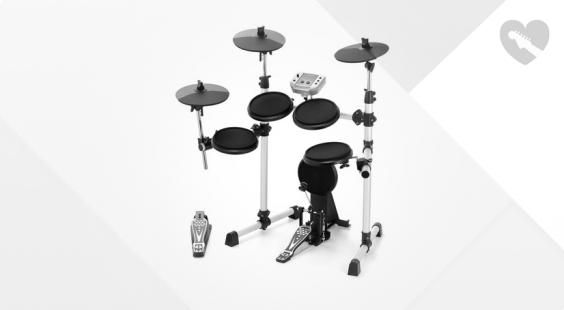 Full preview of Millenium MPS-150 E-Drum Set