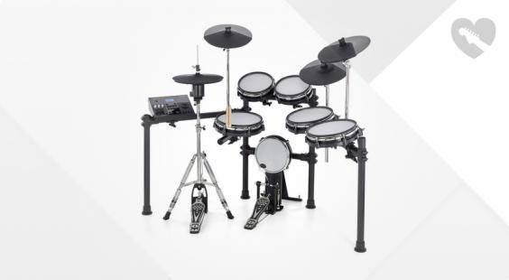 Full preview of Millenium MPS-850 E-Drum Set