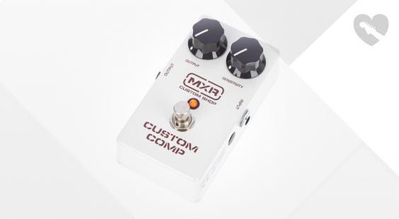 Full preview of MXR Custom Comp