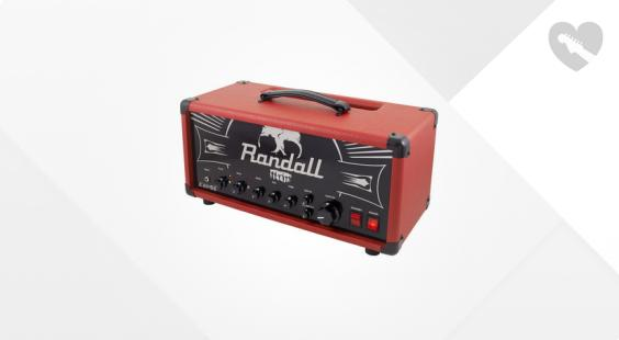 Full preview of Randall EOD88 Element of Doom Head