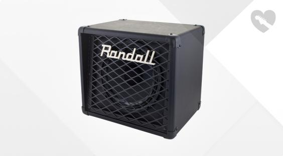 Full preview of Randall RD110D Cabinet