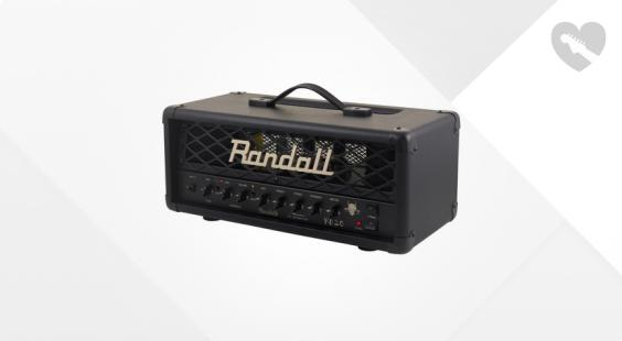 Full preview of Randall RD 20 H Head