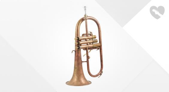 Full preview of Thomann FH-900 J JAZZ Bb-Flugelhorn
