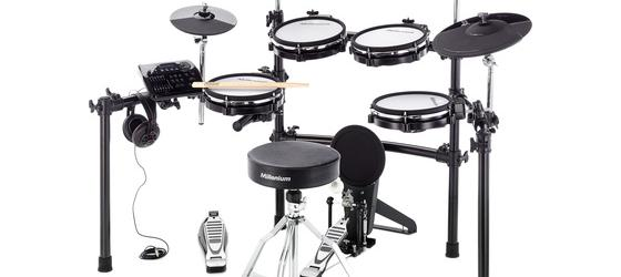"""Take the """"IS IT GOOD FOR ME"""" test for """"Millenium MPS-750 E-Drum Mesh Set Bundle"""", read the reviews and join the community!"""