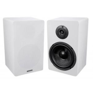 """Take the """"IS IT GOOD FOR ME"""" test for """"Rockville Audio RockShelf 68W 400w White 6.5"""" Home Theater Bookshelf Speakers/8 Ohm"""", read the reviews and join the community!"""