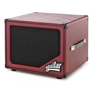 "Take the ""IS IT GOOD FOR ME"" test for ""Aguilar SL112 Red Limited"", read the reviews and join the community!"