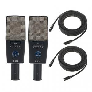 Is AKG C414 XLS Stereo Set Bundle a good match for you?