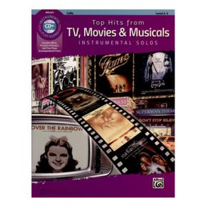 """Take the """"IS IT GOOD FOR ME"""" test for """"Alfred Music Publishing Top Hits from TV Cello"""", read the reviews and join the community!"""