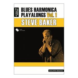 Is Artist Ahead Blues Harmonica Playalongs 1 a good match for you?
