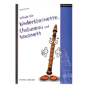 """Take the """"IS IT GOOD FOR ME"""" test for """"Artist Ahead Musikverlag Schule for Kinderklarinette"""", read the reviews and join the community!"""
