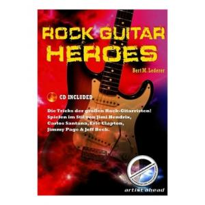 Is Artist Ahead Rock Guitar Heroes a good match for you?