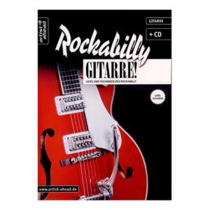 Is Artist Ahead Rockabilly Gitarre a good match for you?