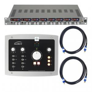 Is Audient ID 22 ASP 880 Bundle a good match for you?