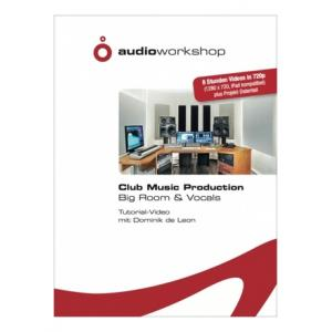 """Take the """"IS IT GOOD FOR ME"""" test for """"Audio Workshop Big Room & Vocals Tutorial DVD"""", read the reviews and join the community!"""