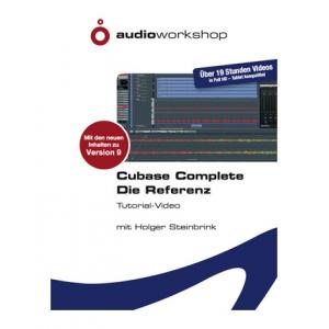 """Take the """"IS IT GOOD FOR ME"""" test for """"Audio Workshop Cubase Complete"""", read the reviews and join the community!"""