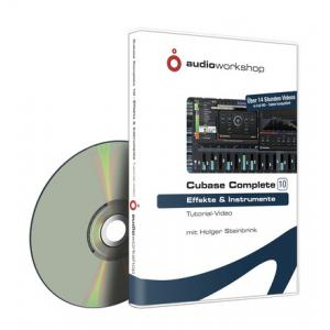 """Take the """"IS IT GOOD FOR ME"""" test for """"Audio Workshop Cubase Complete 10 Effekte"""", read the reviews and join the community!"""