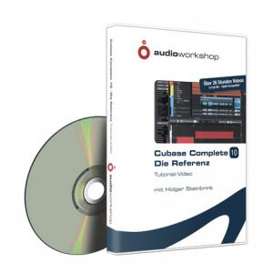 """Take the """"IS IT GOOD FOR ME"""" test for """"Audio Workshop Cubase Complete 10 Reference"""", read the reviews and join the community!"""
