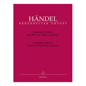 """Take the """"IS IT GOOD FOR ME"""" test for """"Bärenreiter Händel Sonaten Oboe"""", read the reviews and join the community!"""