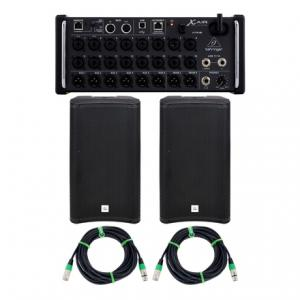 """Take the """"IS IT GOOD FOR ME"""" test for """"Behringer X Air XR18 Bundle 3"""", read the reviews and join the community!"""