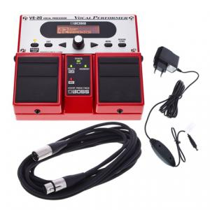 """Take the """"IS IT GOOD FOR ME"""" test for """"Boss VE-20 Bundle"""", read the reviews and join the community!"""