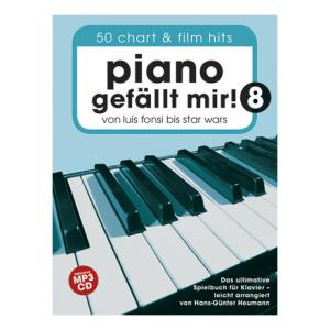 "Take the ""IS IT GOOD FOR ME"" test for ""Bosworth Piano gefällt mir! 8 Ring+CD"", read the reviews and join the community!"