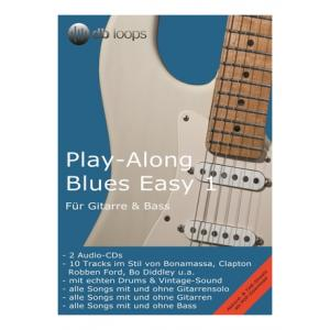 "Take the ""IS IT GOOD FOR ME"" test for ""db loops Play Along Blues Easy Vol.1"", read the reviews and join the community!"