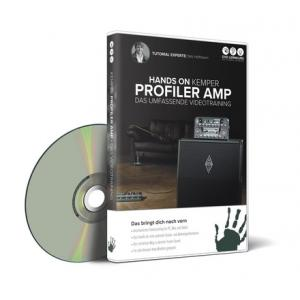 """Take the """"IS IT GOOD FOR ME"""" test for """"DVD Lernkurs Hands on Kemper Profiler Amp"""", read the reviews and join the community!"""