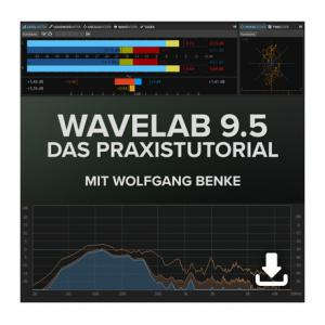 """Take the """"IS IT GOOD FOR ME"""" test for """"DVD Lernkurs Wavelab 9.5 Praxistutorial"""", read the reviews and join the community!"""