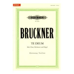 """Take the """"IS IT GOOD FOR ME"""" test for """"Edition Peters Bruckner Te Deum"""", read the reviews and join the community!"""