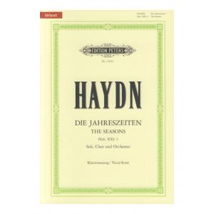 """Take the """"IS IT GOOD FOR ME"""" test for """"Edition Peters Haydn Die Jahreszeiten"""", read the reviews and join the community!"""