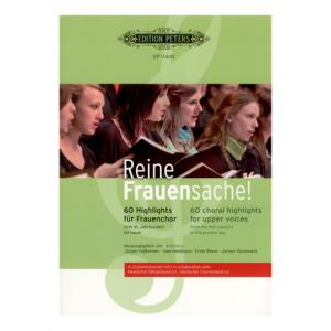 """Take the """"IS IT GOOD FOR ME"""" test for """"Edition Peters Reine Frauensache"""", read the reviews and join the community!"""
