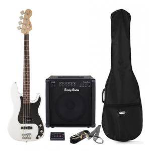 "Take the ""IS IT GOOD FOR ME"" test for ""Fender SQ Affinity P-Bass OW Bundle2"", read the reviews and join the community!"